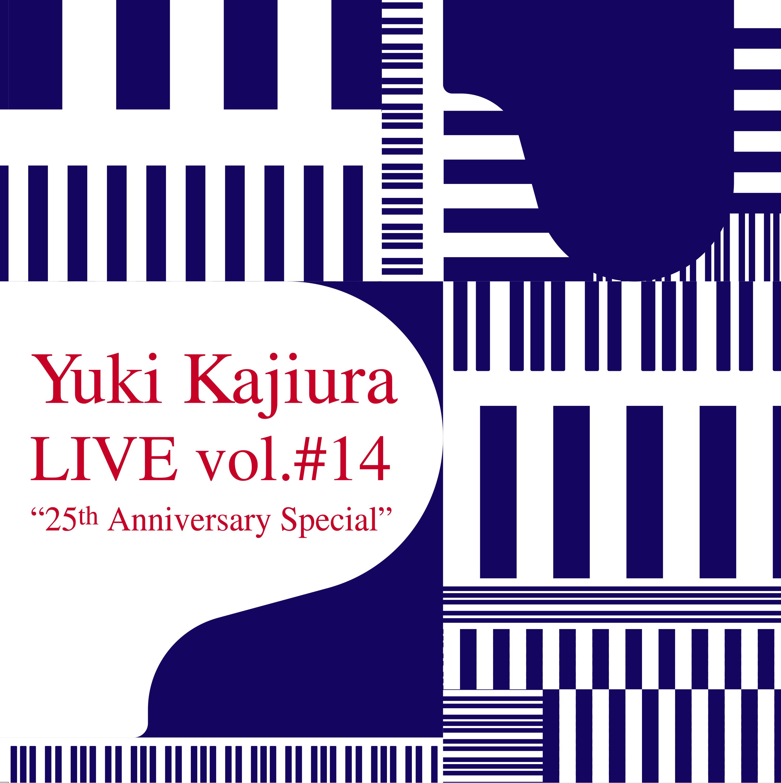 "Yuki Kajiura LIVE vol.#14 ""25th Anniversary Special"" マイクロファイバータオル"