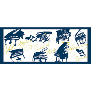 "Yuki Kajiura LIVE vol.#14 ""25th Anniversary Special"" フェイスタオル"