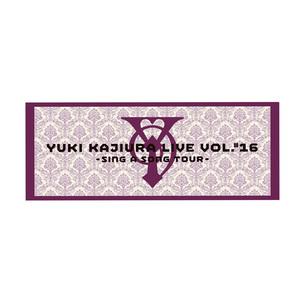 『YKL#16 ~Sing a Song Tour~』Goods フェイスタオル